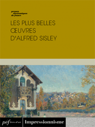 ebook ouvrage - Les plus belles œuvres d'Alfred Sisley