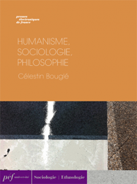 ouvrage - Humanisme, sociologie, philosophie