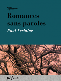 recueil - Romances sans paroles