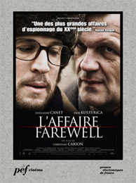 scenario - L'Affaire Farewell