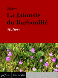piece - La Jalousie du Barbouillé